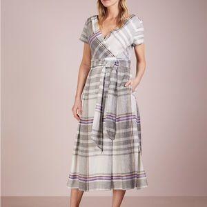 Weekend Max Mara Balco Linen Midi Dress